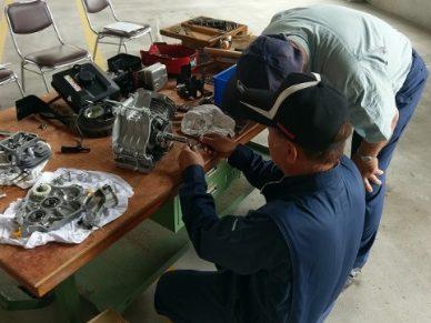 建設機械整備